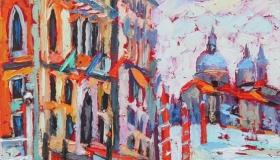 GrandCanal in Venice
