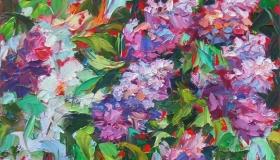 Lilac fresh