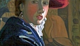 copy of Vermeer