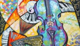 dancing-violin
