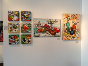 Exhibition in Twist Gallery
