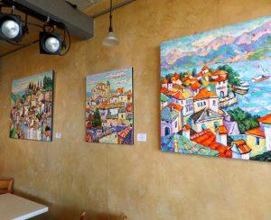 In CJ's Cafe, Bronte